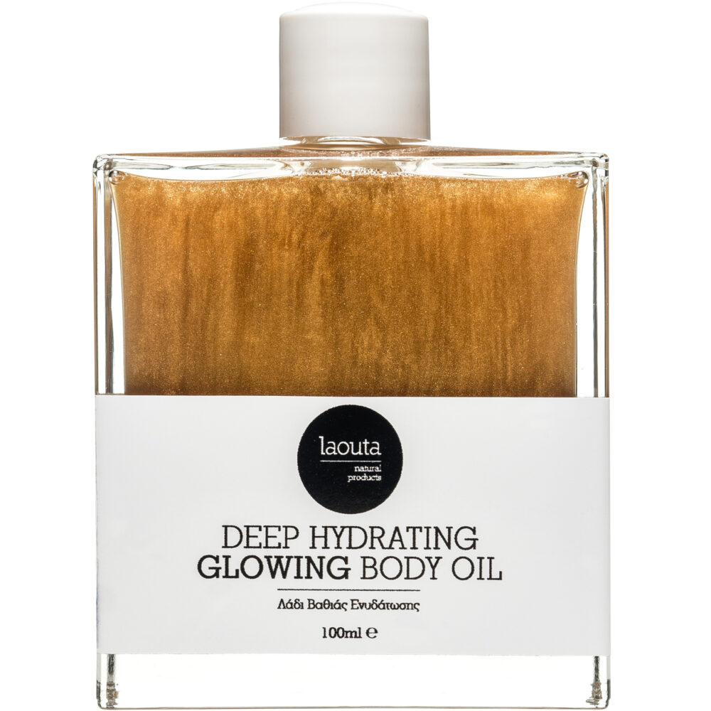 Deep Hydrating Glowing Body Oil